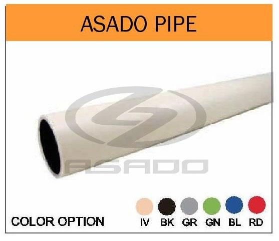 Ống thép bọc nhựa - Màu Ivory - ong-thep-boc-nhua-ivory-pipe